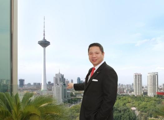 Raymond Teo - Cover Image